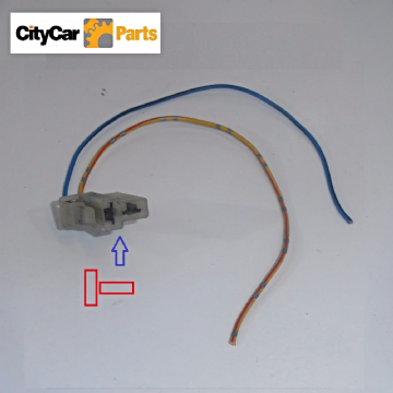 HONDA CIVIC ACCORD MODELS FROM 1998 TO 2003 FRONT AND REAR WINDSCREEN WASHER PUMP WIIRNG HARNESS